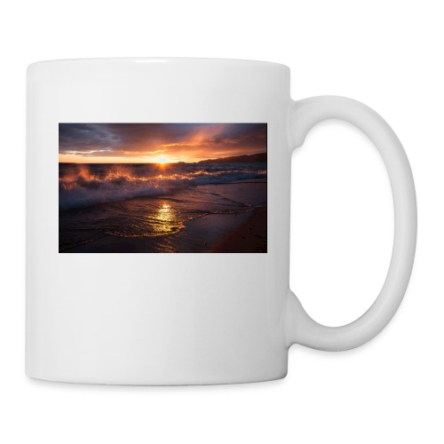 Magic sunset - Taza