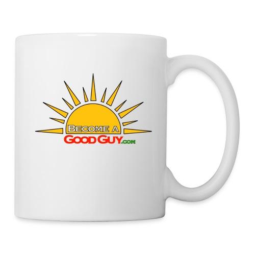 BecomeAGoodGuy Merchandise - Mok