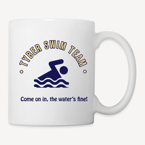 TYBER SWIM TEAM - Mug