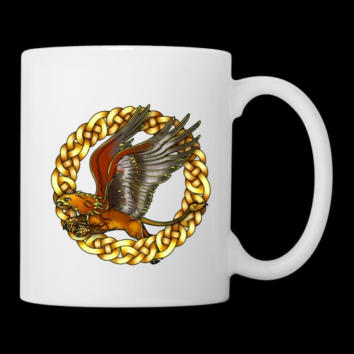 Golden Gryphon - Mug