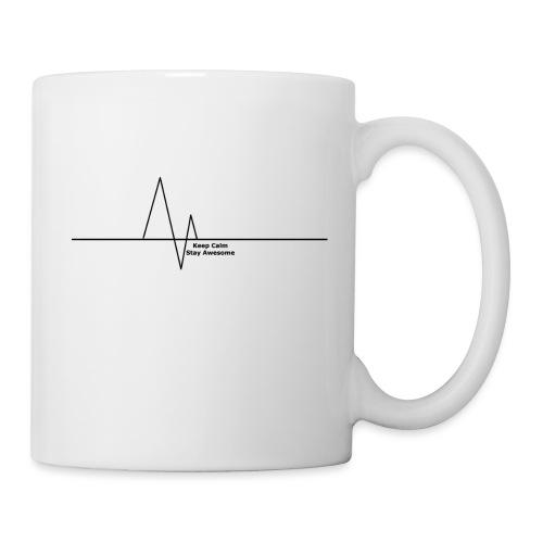 Heartbeat Cover - Mug