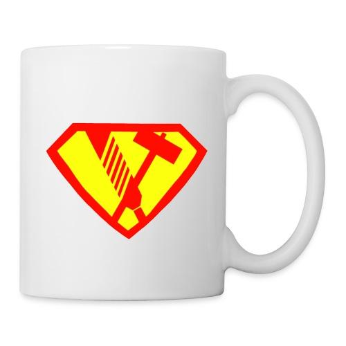super hammer feile - Tasse