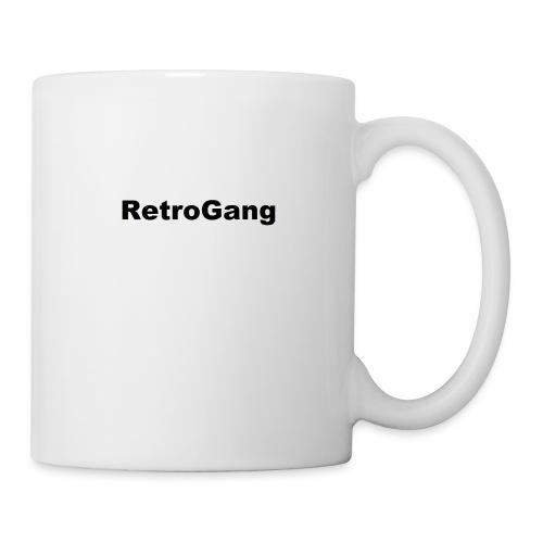 T-shirt retro gang - Mok