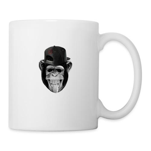 Logo Crazy Monkey - Tazza