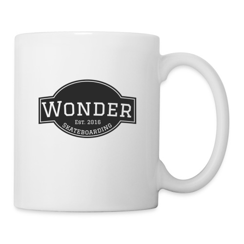 Wonder T-shirt - ol' small logo - Kop/krus