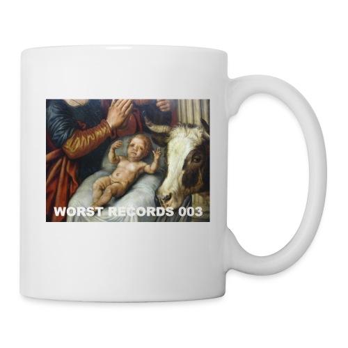 Worst Records 003 - Mug