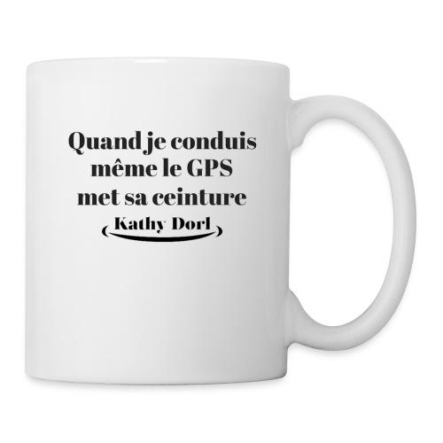 humour kathy dorl - Mug blanc
