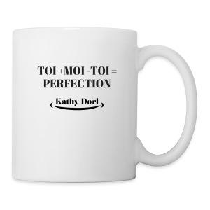 TOI - Mug blanc