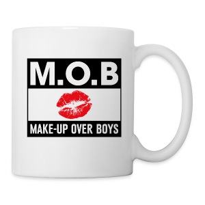 Make-up Over Boys - Mok