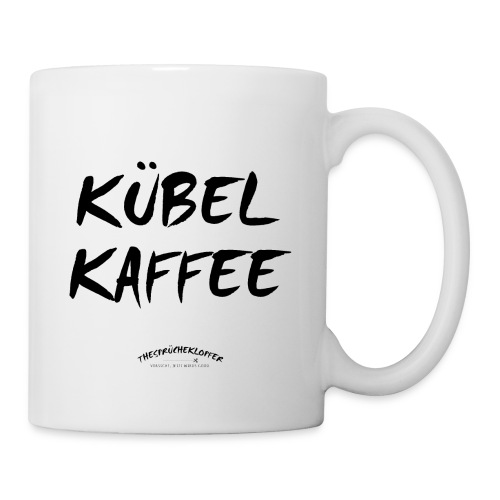 KÜBEL KAFFEE - Tasse