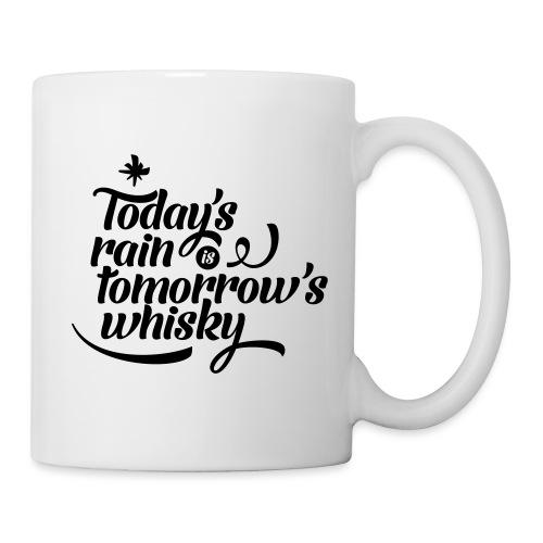 Today's Rain - Mug