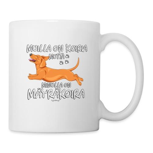 Mäyräkoira LK Koiria - Muki