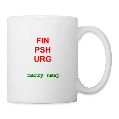Merry nmap - Mug