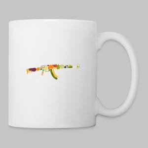 Let Groww not war! - Mug blanc