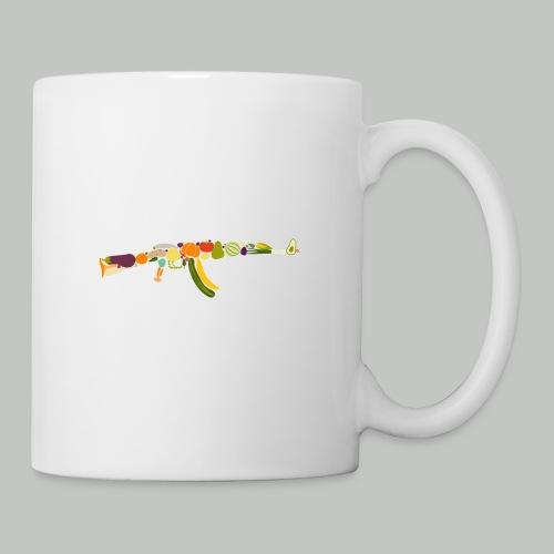 Let Groww not war! - Mug blanc