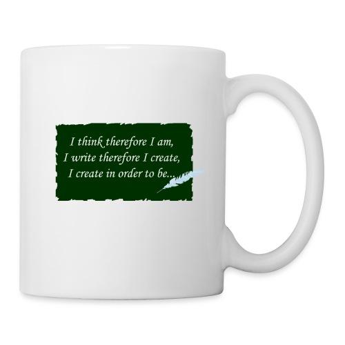 I think therefore I am - Mug