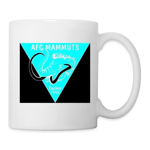 P Mammuts Logo für Tassen - Tasse