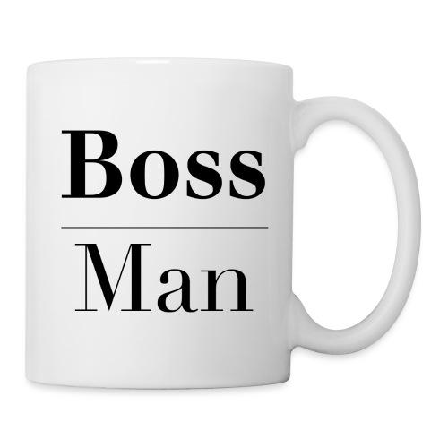 Boss Man - Kop/krus