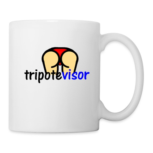 tripotevisor - Mug blanc