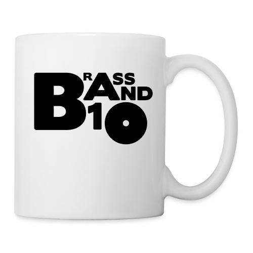 Brass Band Logo - Tasse