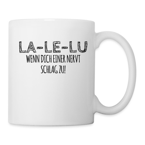 Schlagen - Tasse