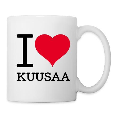 I love Kuusaa - Muki