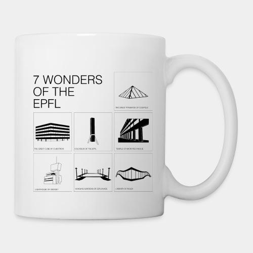 7 wonders epfl bag - Tasse