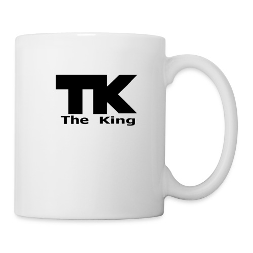 The King med ram - Mugg