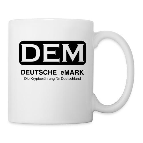 DEM - Deutsche eMark - Tasse