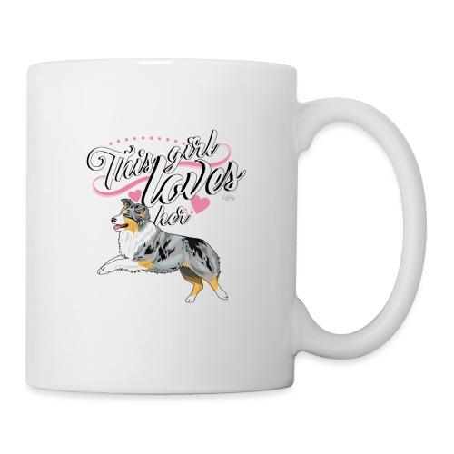 aussielovegirl11 - Mug
