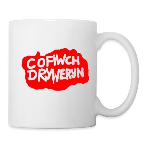 Cofiwch Dryweryn - Mug