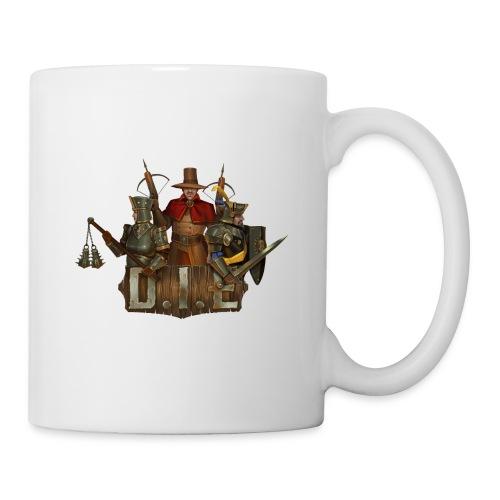 THE logo - Good Characters - Mug