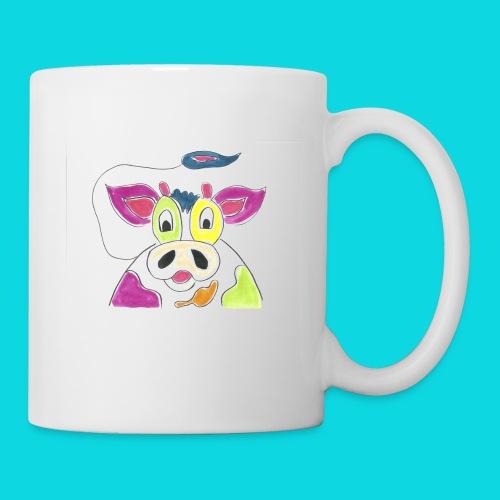 Vrolijke koeien - Mok