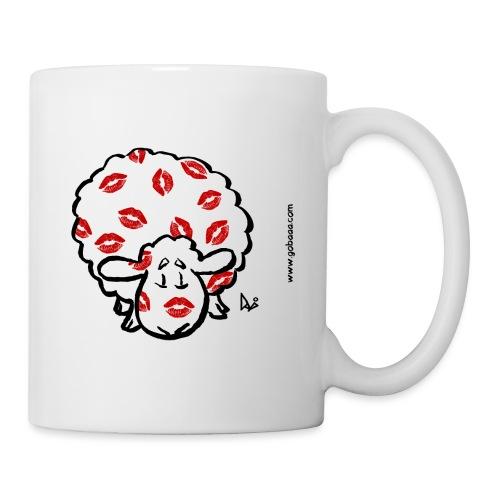 Kiss ewe - Mug blanc
