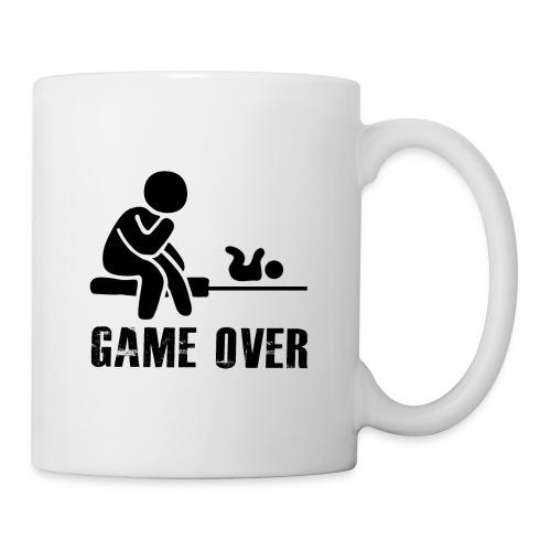 Game Over Werdender Vater - Tasse