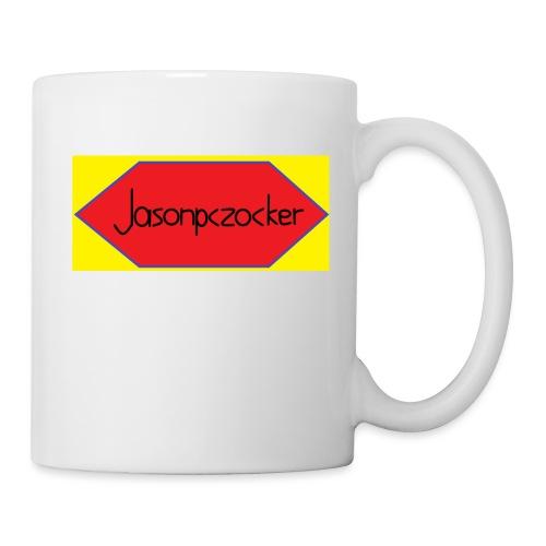 Jasonpczocker Design für gelbe Sachen - Tasse