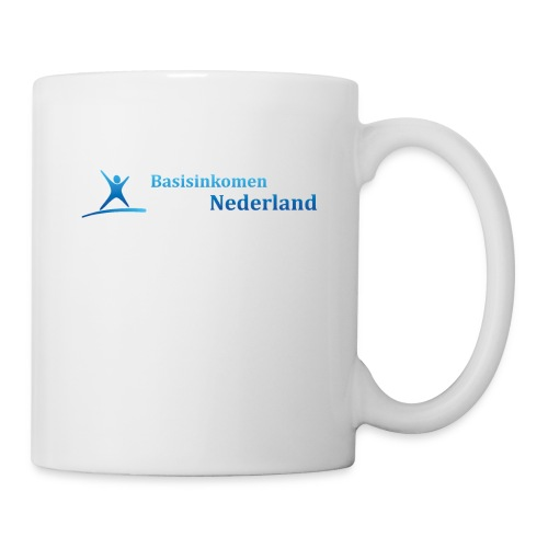 Logo Basisinkomen Nederland 2 - Mok