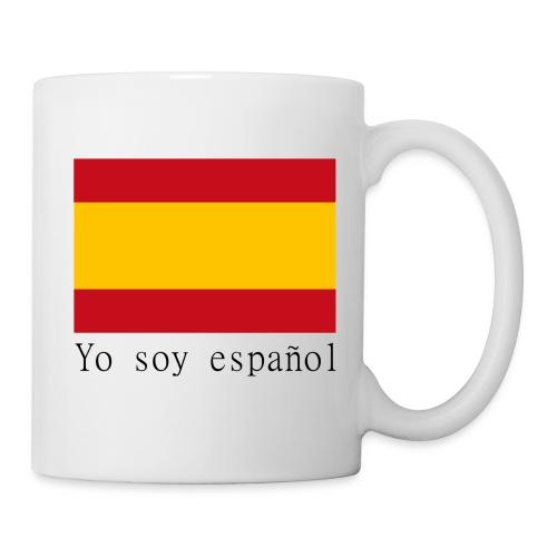 yo soy español - Taza