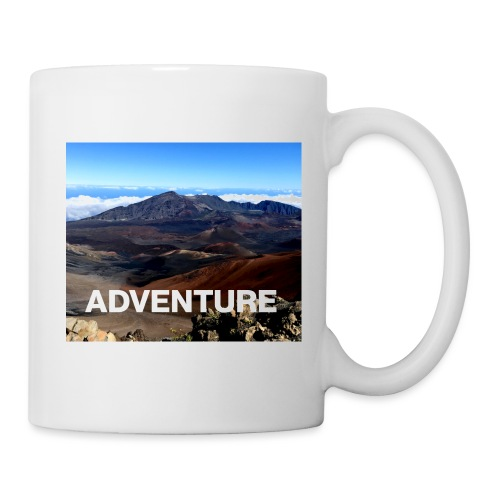 Adventure Vulkan Hawaii - Tasse