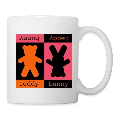 Teddy bunny 1 GB - Mug blanc