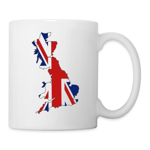 wallpapers europe map england flag city 1600x2747 - Mug