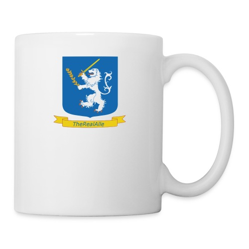 TheRealAlle4433 Logo - Mug