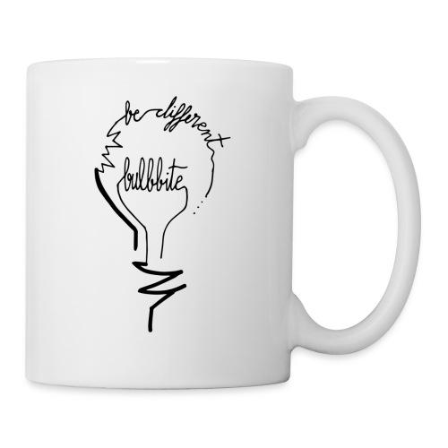 camiseta-original-chico-modelo-bulbbite-logo-bulb- - Taza