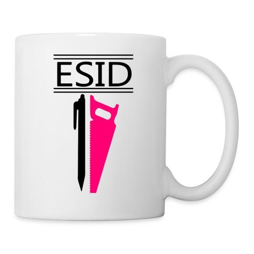 ESID Zwart-roze - Mok