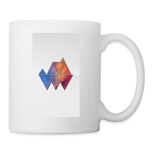 Colourful_Triangles - Tasse