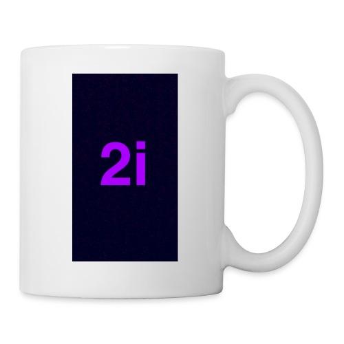 2i - Mug blanc