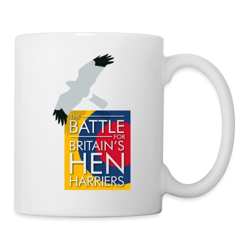 New for 2017 - Women's Hen Harrier Day T-shirt - Mug