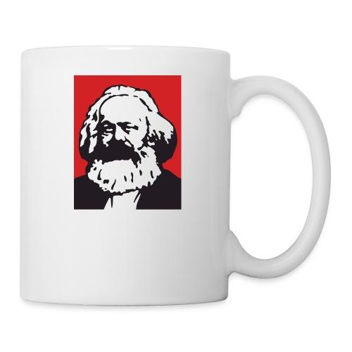 Karl Marx - Tazza