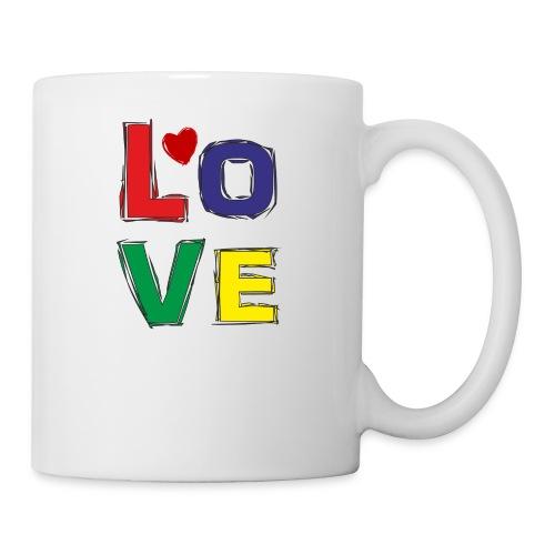 LOVE - Tasse