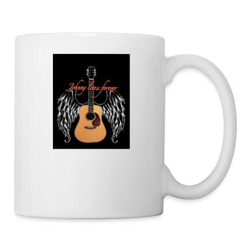 Johnny is eternal - Mug blanc
